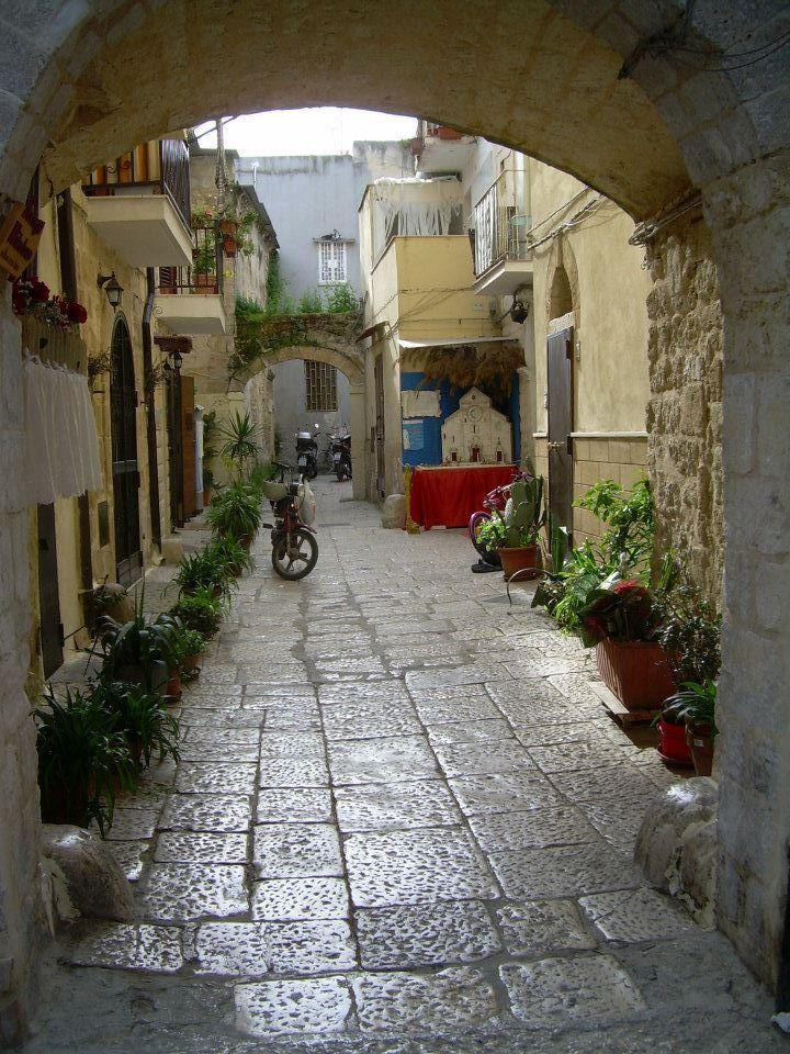 piękne Bari, Apulia, Rozkoszuj się życiem wsamym sercu Apulii!
