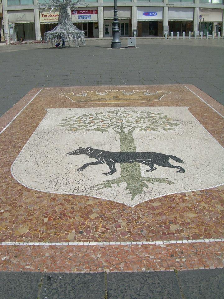 mozaika Lecce, Salento słońce, morze iwiatr czyli rajski zakątek naziemi