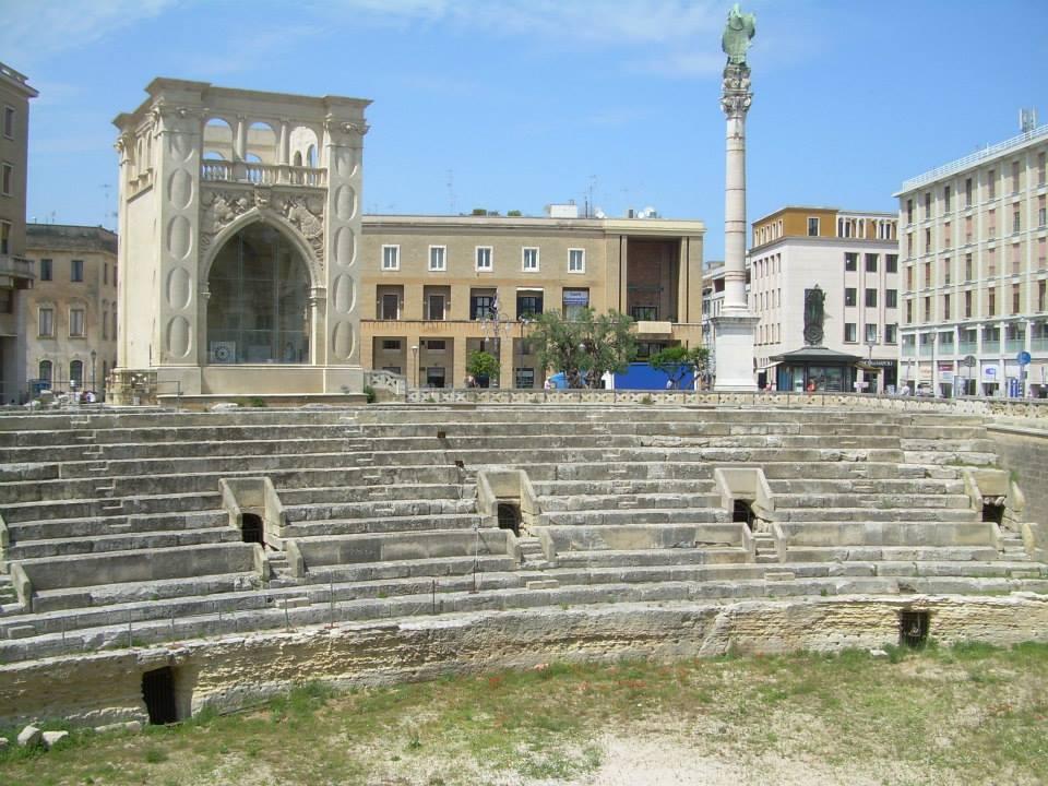 Piazza Sant'Oronzo Lecce