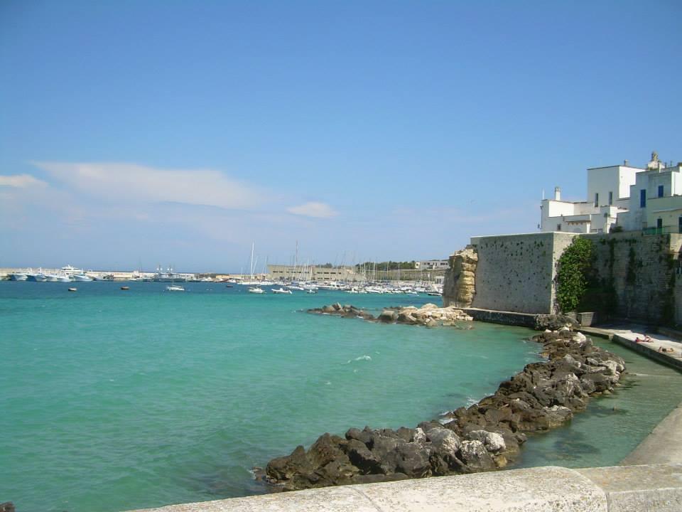 Otranto. Salento region Salento słońce, morze iwiatr czyli rajski zakątek naziemi