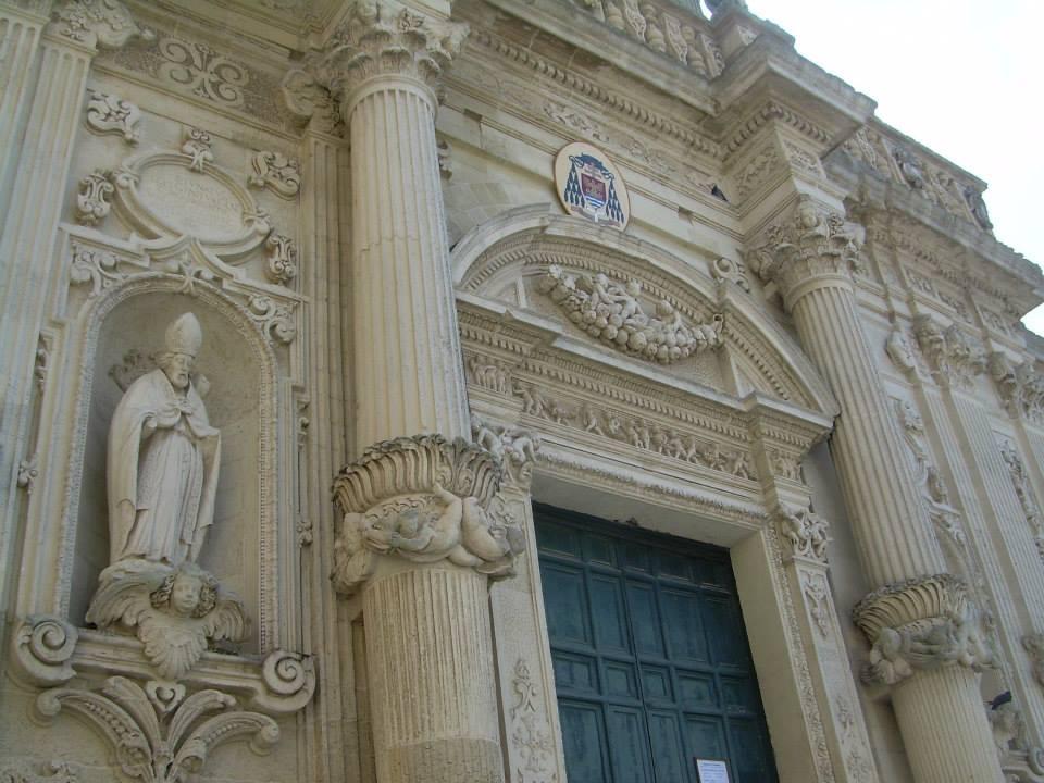 Lecce baroque architecture, Salento słońce, morze iwiatr czyli rajski zakątek naziemi
