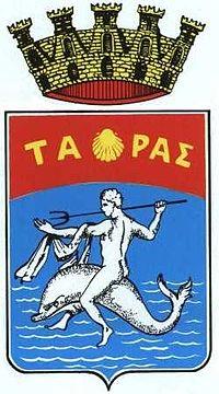 herb Taranto, Taranto iokolice odkryj wybrzeże morza Jońskiego