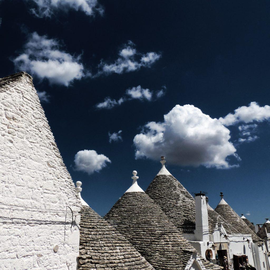 Apulia trulli, Valle d'Itria przenieś sie domagicznej krainy domków trulli