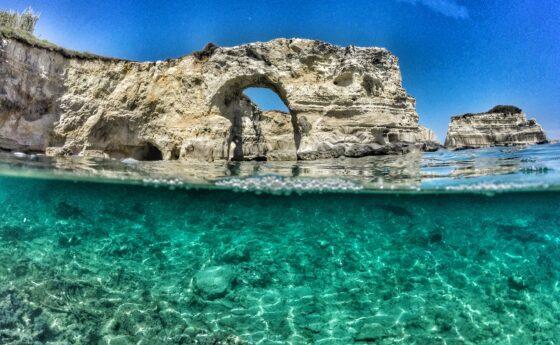 Salento słońce, morze iwiatr czyli rajski zakątek naziemi
