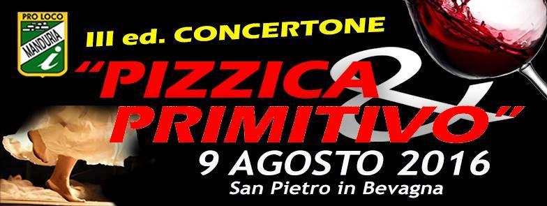 Pizzica e primitivo concerto, Poznaj folklor ismaki Apulii