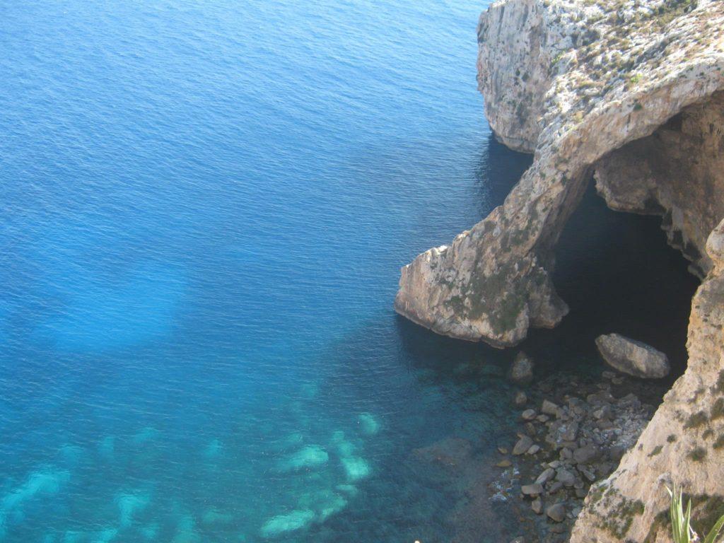 Blue Grotto Malta, Malta iGozo praktyczny przewodnik
