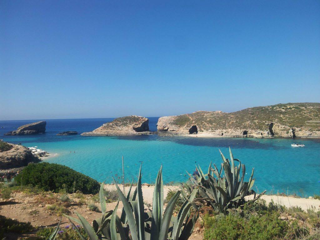 Comino, Blue Lagoon, Malta iGozo praktyczny przewodnik
