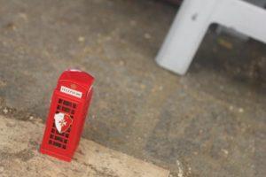 Malta souvenir small thelephone box, Malta iGozo praktyczny przewodnik