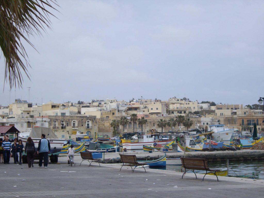 Marsxlokk, Malta Malta iGozo praktyczny przewodnik