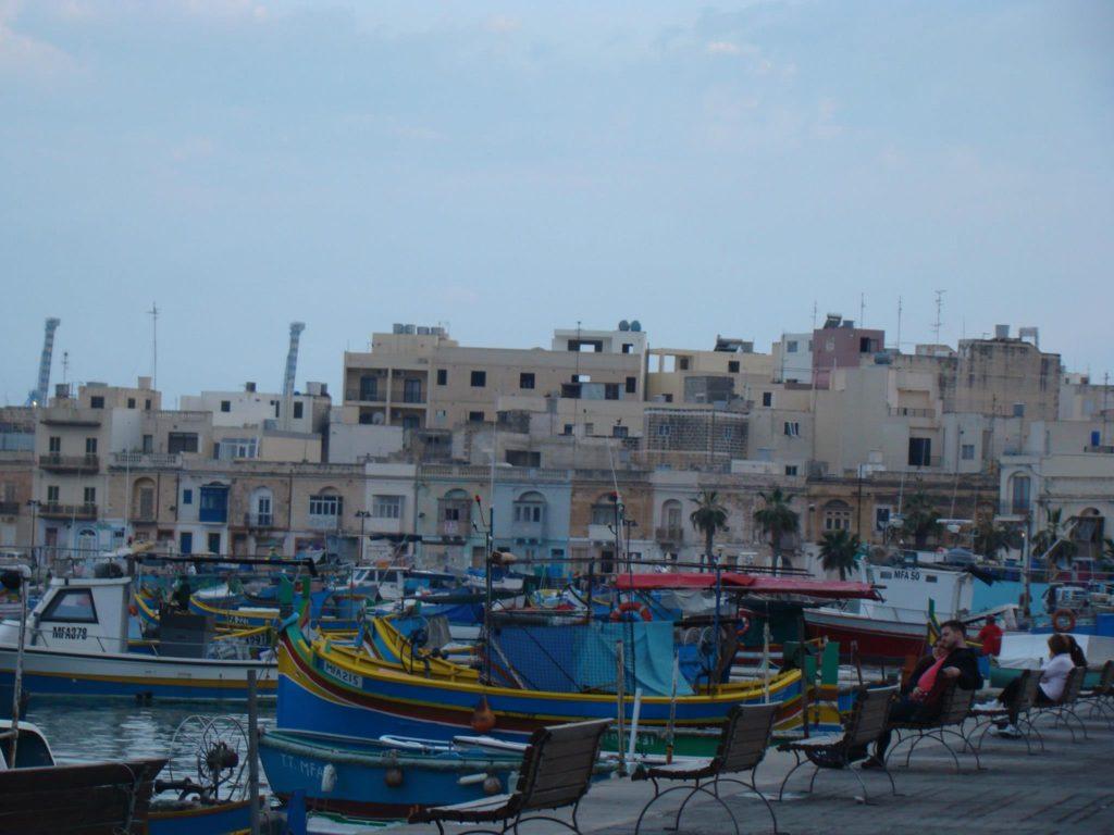 Marsxlokk, Malta, Malta iGozo praktyczny przewodnik
