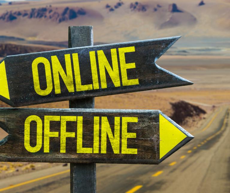 Kierunek offline czyli jak znaleźć cyfrową równowagę?